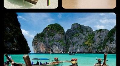 Photo of Beach Maya Bay at On Phi Phi Ley, Ko Phi Phi Don, Thailand