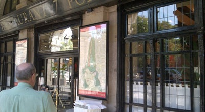 Photo of Seafood Restaurant 7 Portes at Passeig Isabel Ii 14, Barcelona 08003, Spain