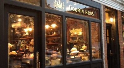 Photo of Tourist Attraction Goorin Bros. at 337 Bleecker St, New York, NY 10014, United States