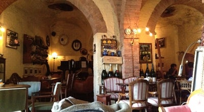 Photo of Cafe Tea Room at Via Di Porta Giustizia 1, Siena 53100, Italy