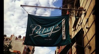 Photo of Italian Restaurant Patsy's at 67 University Pl, New York, NY 10003, United States