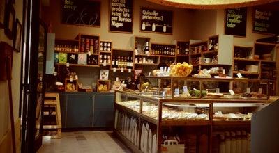 Photo of Italian Restaurant Buenas Migas at Placa Bonsucces, 6, Barcelona 08001, Spain