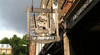Photo of French Restaurant La Fromagerie at 2-6 Moxon Street, London W1U 4EW, United Kingdom
