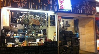 Photo of Mediterranean Restaurant Pura Brasa at Gran Via De Les Corts Catalanes 373-385, Barcelona 08015, Spain