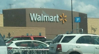 Photo of Discount Store Walmart at 1501 S Range Line Rd, Joplin, MO 64804