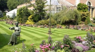 Photo of Botanical Garden Botanical Garden Kruidtuin at Kapucijnenvoer 30, Leuven 3000, Belgium