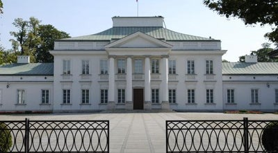 Photo of Historic Site The Belvedere Palace at Ul. Belwederska 54/56, Warsaw 00-594, Poland