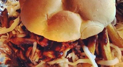 Photo of American Restaurant Burger Stomper at 364 Danforth Ave, Toronto M4K 1N8, Canada
