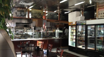 Photo of Pizza Place Little Italy Pizzeria & Deli at 180 Varick St, New York, NY 10014, United States
