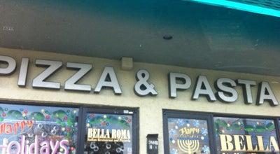 Photo of Italian Restaurant Bella Roma Pizzeria & Restaurant at 4301 Coconut Creek Pkwy, Coconut Creek, FL 33066, United States