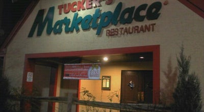 Photo of American Restaurant Tucker's Marketplace Restaurant at 15 Carlson Court, Mississauga, ON M9W 6A2, Canada