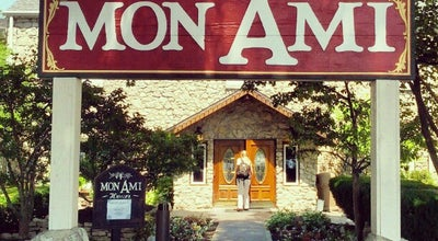 Photo of American Restaurant Mon Ami Restaurant & Winery at 3845 East Wine Cellar Road, Port Clinton, OH 43452, United States