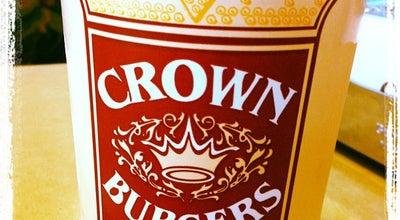 Photo of Fast Food Restaurant Crown Burgers Restaurant at 3270 S State St, Salt Lake City, UT 84115, United States