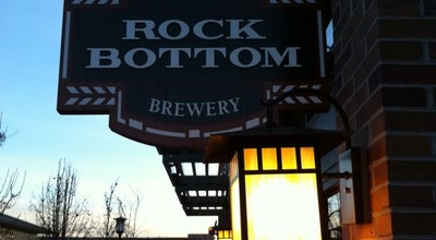 Photo of Brewery Rock Bottom Brewery at 14694 Orchard Pkwy, Westminster, CO 80023, United States