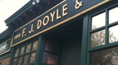 Photo of American Restaurant Doyle's Cafe at 3484 Washington St, Jamaica Plain, MA 02130, United States