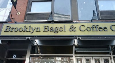 Photo of American Restaurant Brooklyn Bagel & Coffee Company at 286 8th Ave, New York, NY 10001, United States