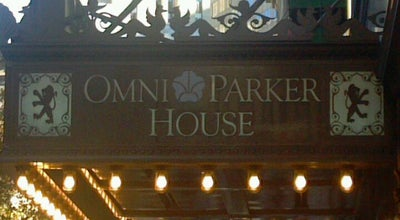 Photo of Hotel Omni Parker House at 60 School St, Boston, MA 02108, United States
