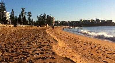 Photo of Beach North Steyne Beach at North Steyne Rd., Manly, NS 2095, Australia