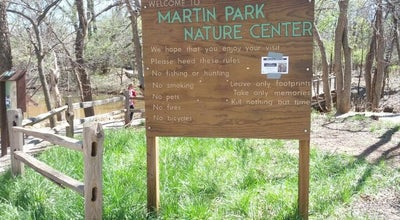 Photo of Nature Preserve Martin Park Nature Center at 5000 W Memorial Rd, Oklahoma City, OK 73142, United States