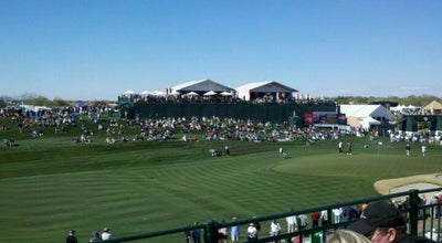 Photo of Golf Course TPC Scottsdale at 17020 N Hayden Rd, Scottsdale, AZ 85255, United States