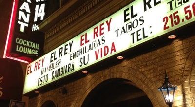 Photo of Mexican Restaurant El Rey at 2013 Chestnut St, Philadelphia, PA 19103, United States