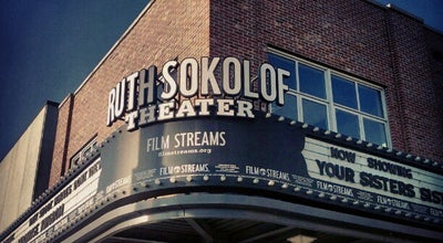 Photo of Movie Theater Film Streams' Ruth Sokolof Theater at 1340 Mike Fahey St, Omaha, NE 68102, United States