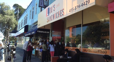 Photo of Cafe Lou's Cafe at 5017 Geary Blvd, San Francisco, CA 94118, United States