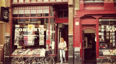 Photo of Record Shop Concerto Records at Utrechtsestraat 52-60, Amsterdam 1017 VP, Netherlands