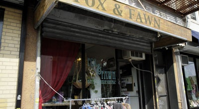 Photo of Other Venue Fox & Fawn Vintage at 570 Manhattan Ave, Brooklyn, NY 11222