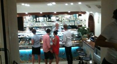 Photo of Italian Restaurant Buonocore Gelateria at Via Vittorio Emanuele, 35, Capri 80073, Italy