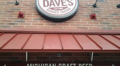 Photo of Burger Joint Bagger Dave's at 4553 Canal Ave Sw, Grandville, MI 49418, United States