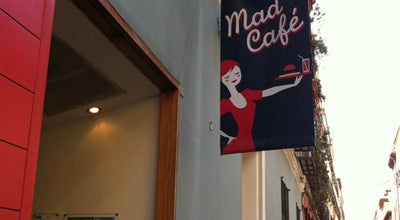 Photo of American Restaurant Mad Cafe at Calle Cava Alta 13, Madrid 28005, Spain