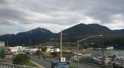 Photo of Hotel Breakwater Inn at 1711 Glacier Ave, Juneau, AK 99801, United States