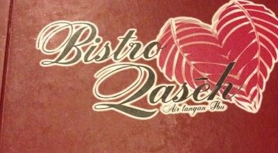 Photo of Asian Restaurant Bistro Qaseh at 2 Jalan Boling Padang F 13/f, Shah Alam 40200, Malaysia