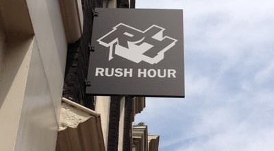 Photo of Record Shop Rush Hour at Spuistraat 116, Amsterdam 1012 VA, Netherlands