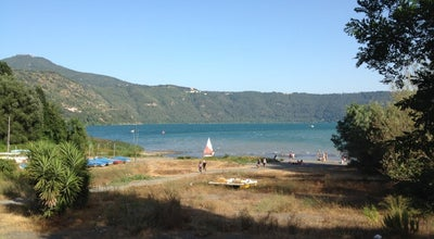 Photo of Lake Lago di Albano at Rome 00040, Italy