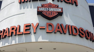 Photo of Automotive Shop Mile High Harley-Davidson at 3300 Ouray St, Aurora, CO 80011, United States