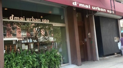 Photo of Spa D'mai Urban Spa at 157 5th Ave, Brooklyn, NY 11217, United States