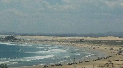 Photo of Beach Praia do Cardoso at Estr. Geral Do Farol De Santa Marta, Laguna, Brazil