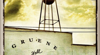 Photo of Tourist Attraction Gruene Hall at 1281 Gruene Rd, New Braunfels, TX 78130, United States
