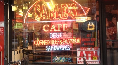 Photo of American Restaurant Sable's at 1489 2nd Ave, New York, NY 10075, United States