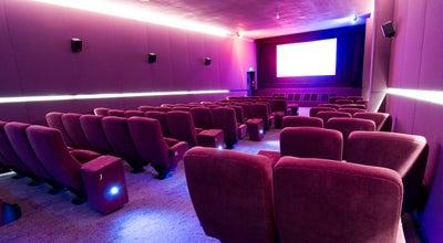 Photo of Indie Movie Theater Everyman at 96-98 Baker St, Marylebone W1U 6TJ, United Kingdom