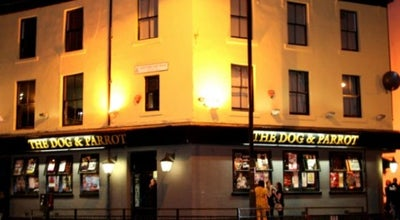 Photo of Nightclub The Dog & Parrot at 52 Clayton Street West, Newcastle upon Tyne NE1 4EX, United Kingdom