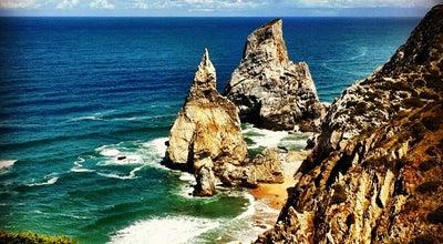 Photo of Beach Praia da Ursa at Cabo Da Roca, Sintra, Portugal
