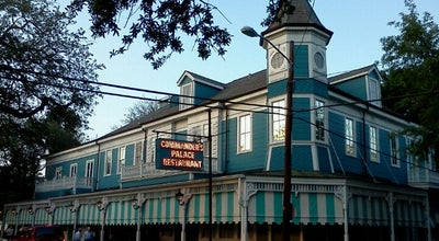 Photo of French Restaurant Commander's Palace at 1403 Washington Ave, New Orleans, LA 70130, United States