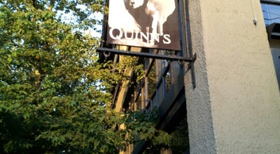 Photo of American Restaurant Quinn's Pub at 1001 E Pike St, Seattle, WA 98122, United States