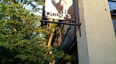 Photo of Gastropub Quinn's Pub at 1001 E Pike St, Seattle, WA 98122, United States