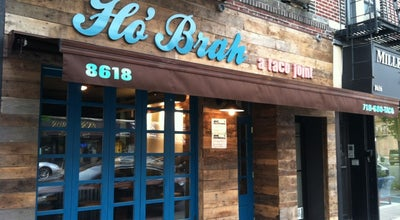 Photo of Taco Place Ho' Brah Taco Joint at 8618 3rd Ave, Brooklyn, NY 11209, United States