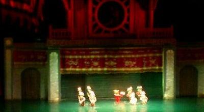 Photo of Theater Nhà Hát Múa Rối Thăng Long (Thang Long Water Puppetry Theatre) at 57b Đinh Tiên Hoàng, Hoàn Kiếm, Vietnam
