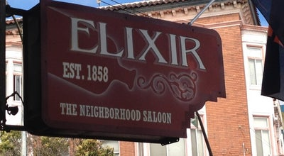 Photo of Nightclub Elixir Saloon at 3200 16th St, San Francisco, CA 94103, United States